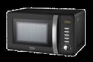 Beko 20 Litre 800W Retro Compact Microwave Black