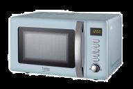 Beko 20 Litre 800W Retro Compact Microwave Blue