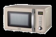 Beko 20 Litre 800W Retro Compact Microwave Cream
