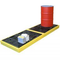 4 Drum In-line Containment Work Floor