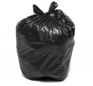 Black Medium Duty Refuse Sack (Roll of 10)
