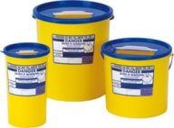 Blue Lid Pharmi Bin 22 Litre (Case of 10)