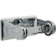 Single Toilet Roll Holder (Lockable)