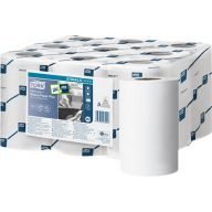 Tork Advanced M3 Reflex Wiping Paper Plus 67m (Case of 9) - 473474
