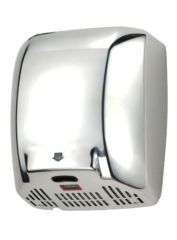 e-Dryer Ultimate Plus Automatic Hand Dryer In Chrome