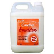 Carefree Emulsion Floor Polish (5 Litre)