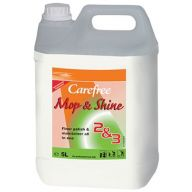 Carefree Mop & Shine (5 Litre)