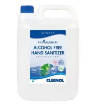 Senses Alcohol Free Foam Hand Sanitiser 5 Litre
