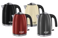 Russell Hobbs Colours Plus Kettle (Various Colours)