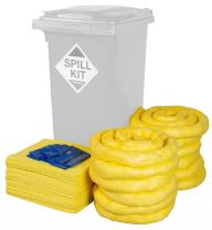 Refill for 240L Spill Kits General, Chemical, Oil, AdBlue®