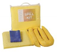 20 Litre Chemical Spill Kit Clip Top Bag