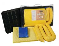 20 Litre Chemical Spill Kit With Drip Tray