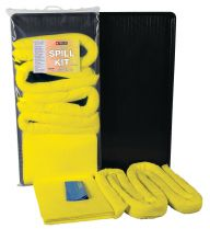 40L Chemical Spill Kits  with Drip Tray Included