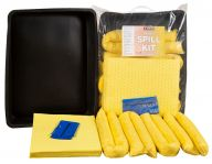 40L Chemical Spill Kits with Flexi-tray Included