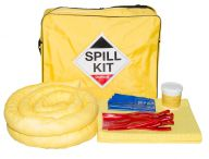 50L Vehicle Chemical Spill Kit, Plugging Compound, Shoulder Bag