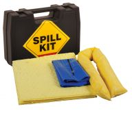 15L Spill Kits General, Chemical, Oil in Hard Carry Case