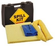 15 Litre Chemical Spill Kit in a Hard Carry Case