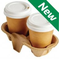 Cup Carry Tray for 2 Takeaway Cups - 720