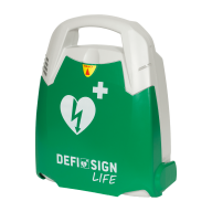 Schiller Defisign Life Fully-Automatic AED Defibrillator