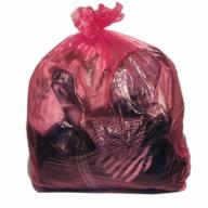 Dissolvo Red Laundry Sacks (200 Per Box)