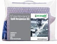 30 Litre Oil Spill Response Kit Clip Top Carrier
