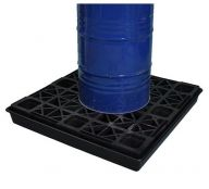 Economical 1 Drum Spill Pallet (Two Pack Sizes)