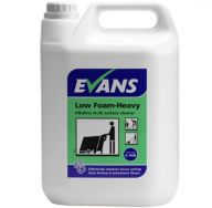 Evans Low Foam Heavy Floor Cleaner (5 Litre)