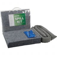20 Litre EVO Recycled® Spill Kit in Clip-Top Bag