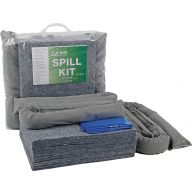 40 Litre EVO Recycled® Spill Kit in Clip-Top Bag