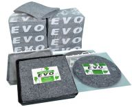 Evo Absorbent Bundle 2 - Pads, Drum Toppers and Drip Trays