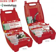 Evolution Burn Stop Burns Kit in Small, Medium or Large Kits