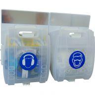 Evolution PPE Point (Ear Protection & Mask Dispenser)