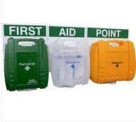 Evolution BS Workplace, Eye Wash & Biohazard First Aid Point