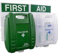 Evolution British Standard Compliant Eyewash & First Aid Point