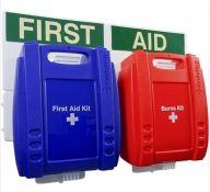 Evolution British Standard Compliant Catering First Aid Point