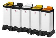 Trojan 25L All Plastic Fire Retardant Sackholder-Various Colours