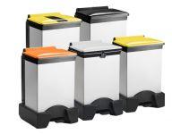 Trojan 45L All Plastic Fire Retardant Sackholder-Various Colours