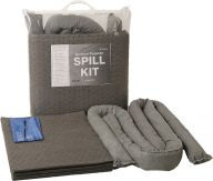 30 Litre General Purpose Spill Kit in a Clip Close Bag