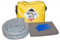 50L Spill Kits General, Chemical, Oil, ADBlue® in a Shoulder Bag
