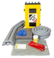 80 Litre Vehicle Specific Exterior Cab General Spill Kits