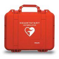 Philips HeartStart® HS1 Defibrillator Hard-shell Carry Case