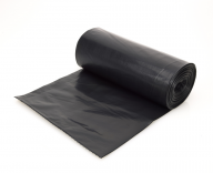 Extra Large Black Refuse Sacks for 47 Litre Bins (Case of 100)