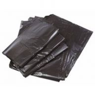 Heavy Duty Black Refuse Sacks (15kg) (Case of 200)