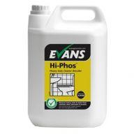 Evans Hi-Phos Heavy Duty Toilet Cleaner (5 Litre)