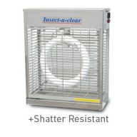 Insect-a-clear T50 22 Watt in Stainless Steel (Shatter Resistant)