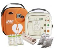 IPAD SP1 AED Semi Auto Defibrillator Easy Switch Paediatric