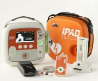 IPAD SP2 AED Defibrillator Recharge Package with Manual Override