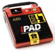 IPAD Saver Semi-Automatic AED Defibrillator NF1200