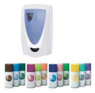 Spa Ellipse Programmable Air Freshener Package 1 (4 Dispensers + 12 Refills)