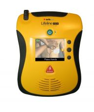 defibtech lifeline view semi automatic aed cpr image
